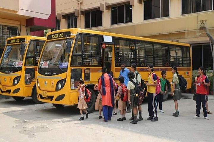 Barasat Indira Gandhi Memorial High School-Transport