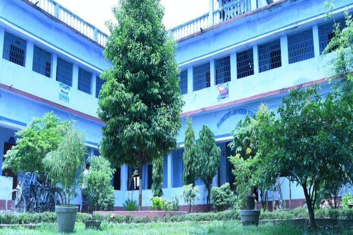 Bd Jain Modern School-Building