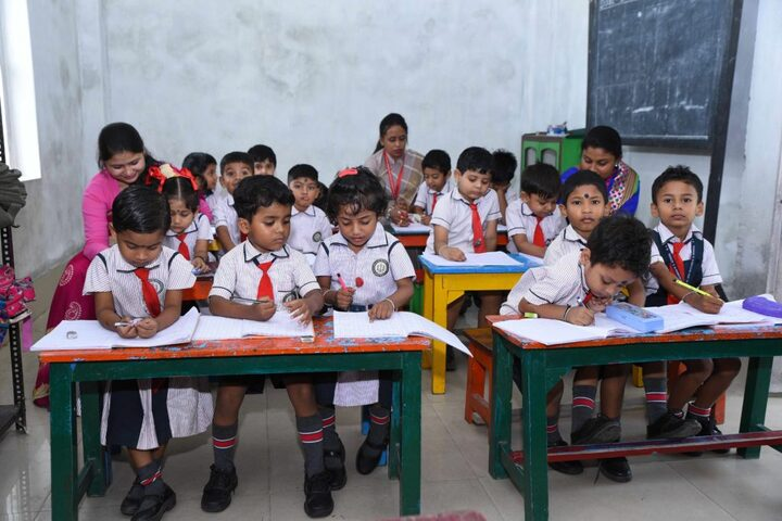 Bd Jain Modern School-Classroom