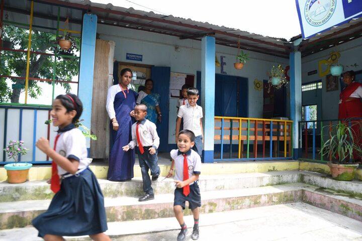 Bd Jain Modern School-Games