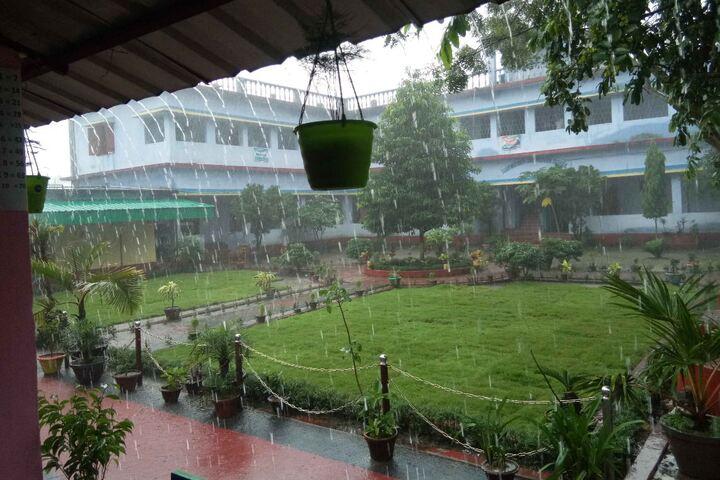 Bd Jain Modern School-Garden