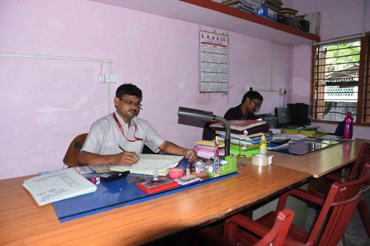 Bd Jain Modern School-Staff Room