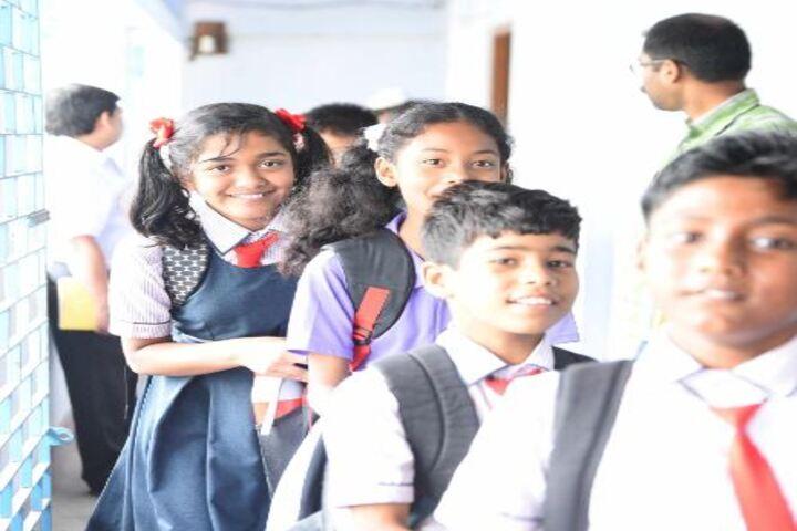 Bd Jain Modern School-Students