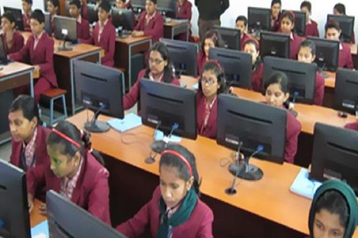 Bethany School Sulantu-Computer Lab