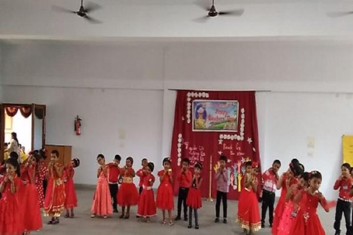 Bethany School Sulantu-Dance