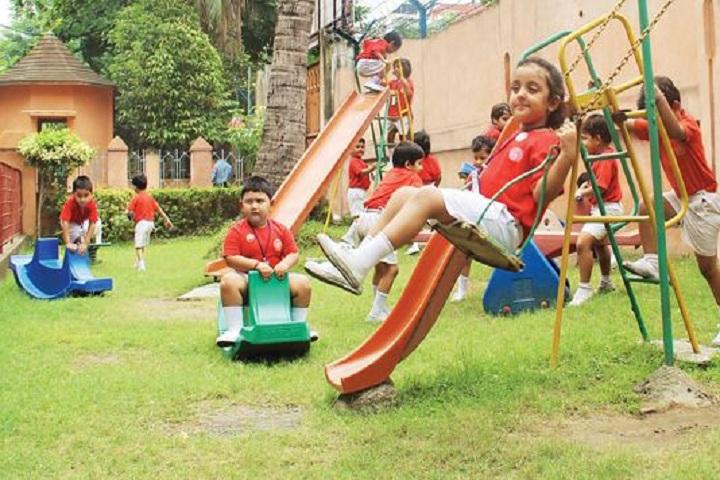 Bhavans Gangbux Kanoria Vidyamandir-Play Area