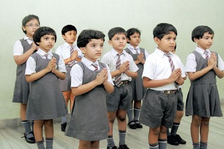 Bhavans Gangbux Kanoria Vidyamandir-Students
