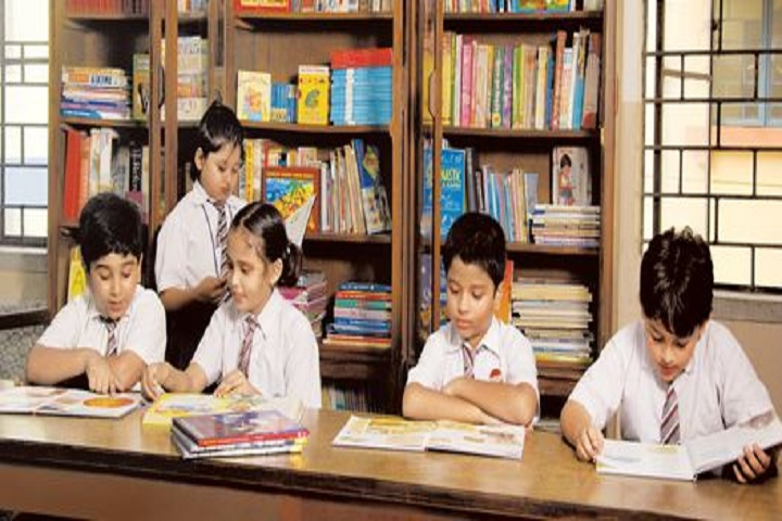 BhavanS Gangbux Kanoria Vidyamandir-Library