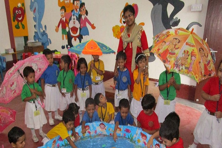 Bhavans Netaji Subhash Chander Bose-Play Area