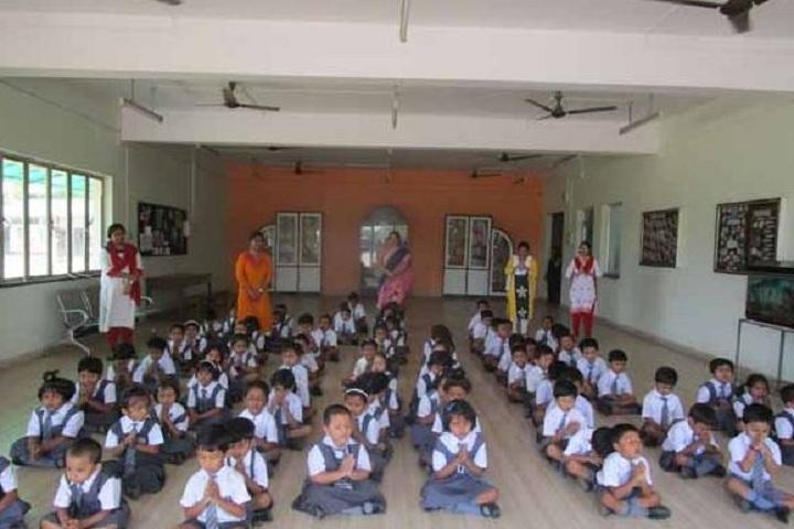 Bhavans Netaji Subhash Chander Bose-Prayer Hall