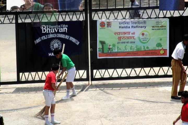 Bhavans Netaji Subhash Chander Bose-School Area