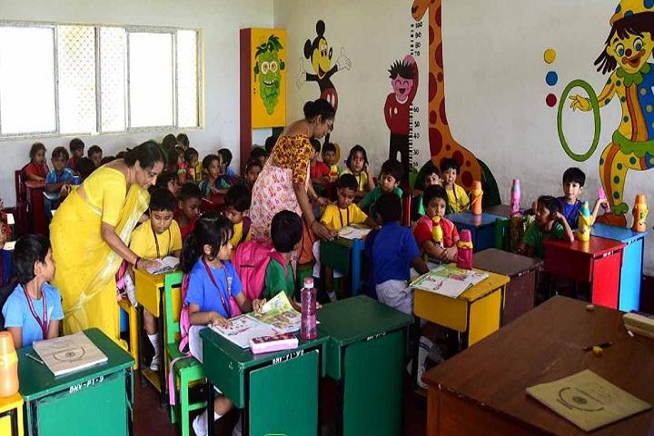 Bhavans Netaji Subhash Chander Bose-Students