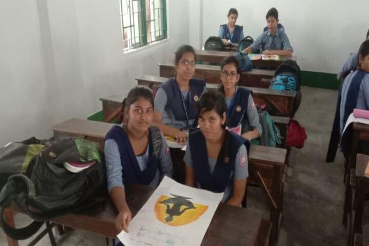 Bholananda National Vidyalaya-Classroom