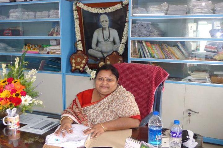 Bholananda National Vidyalaya-Staff Room