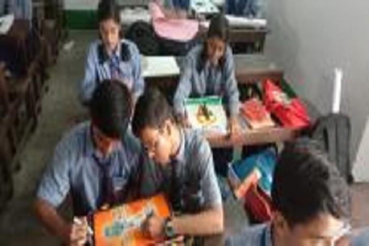 Bholananda National Vidyalaya-Drawing Competition