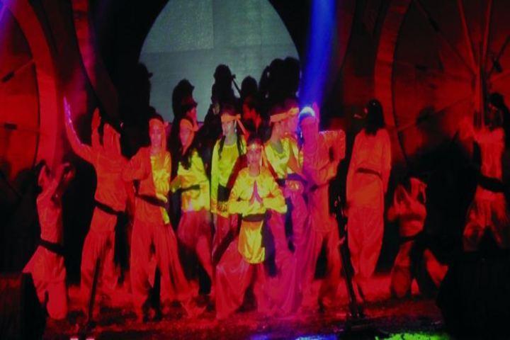 Bhor Academy-Dance