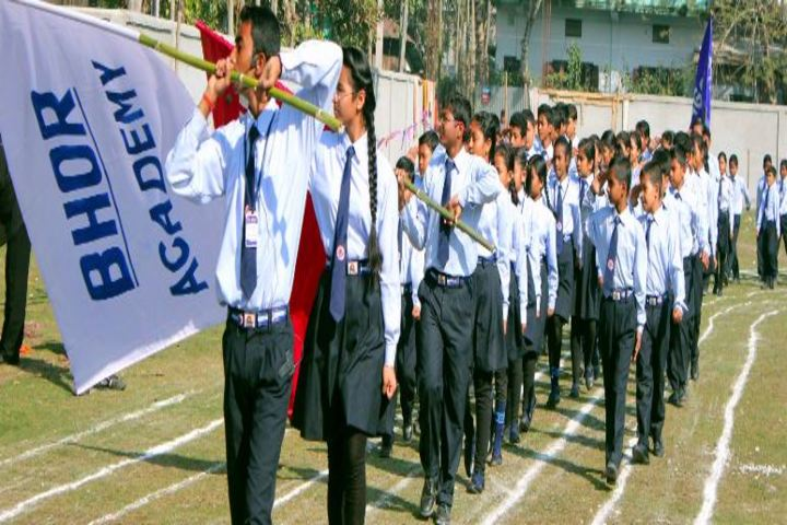 Bhor Academy-Students