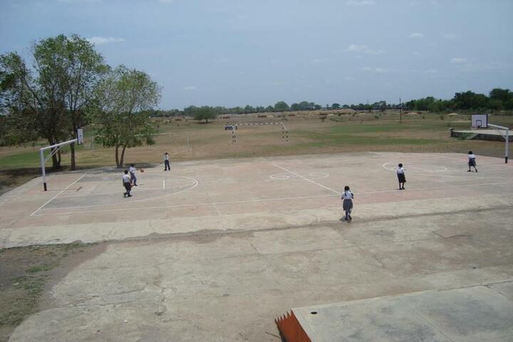 Ambuja Vidya Peeth- Playground