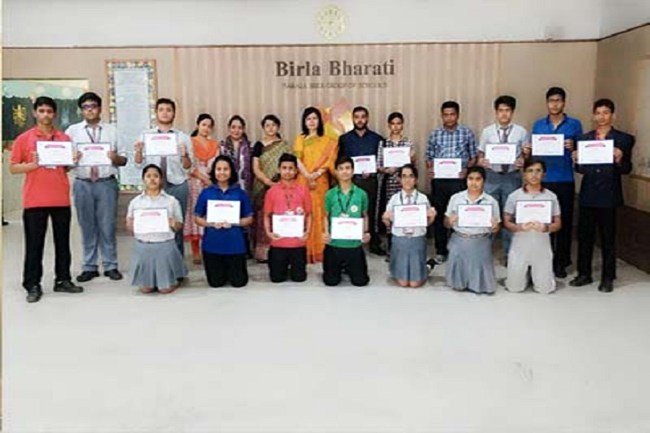 Birla Bharati-Achievements