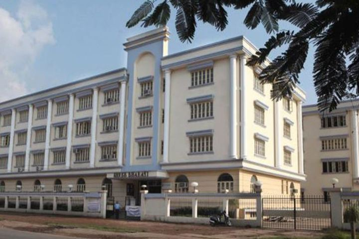 Birla Bharati-Campus View