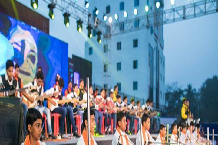 Birla Bharati-Music