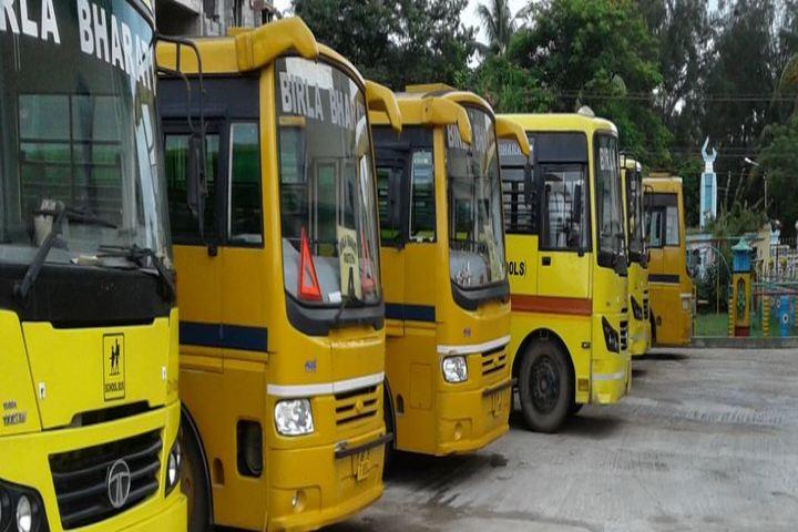 Birla Bharati-Transport
