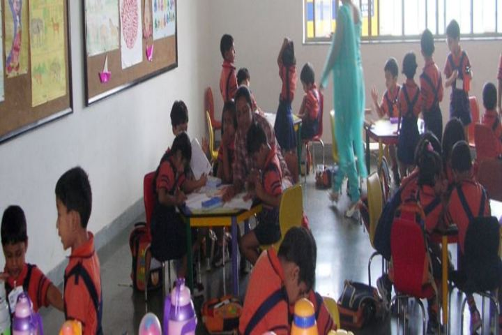 Birla Divya Jyoti-Classroom