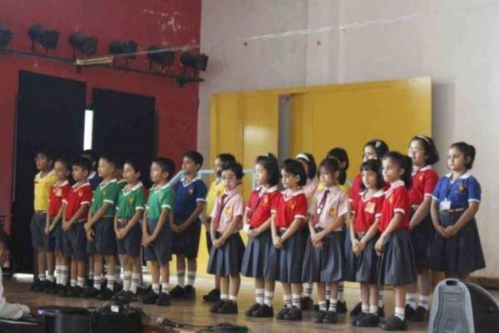 Birla Divya Jyoti-Students