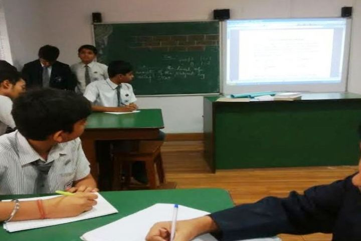 Birla High School-AV Room
