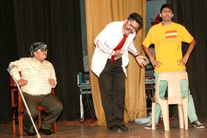 Birla High School-Drama