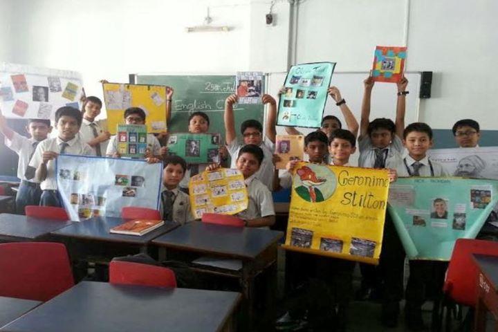Birla High School-Students