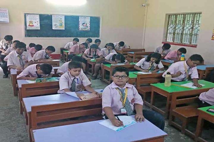 Bodhisukha School-Classroom