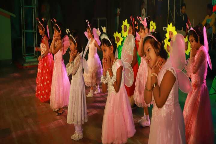 Bodhisukha School-Dance