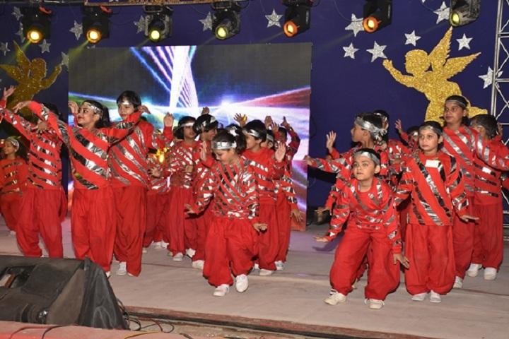 Burnpur Riverside School-Celebration