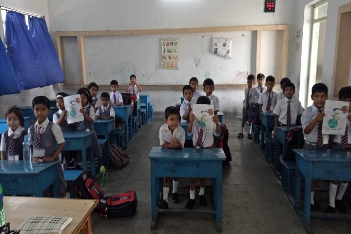 Burnpur Riverside School-Classroom