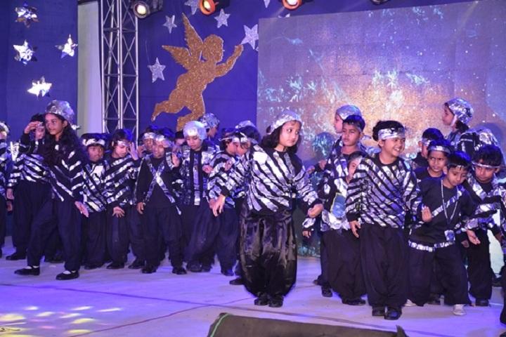 Burnpur Riverside School-Dance