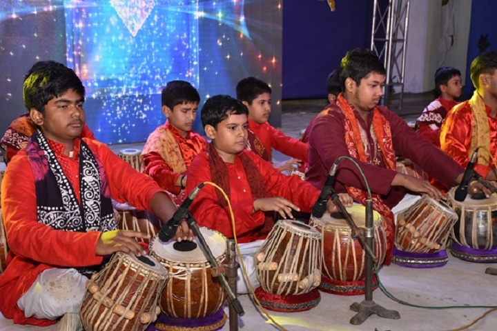 Burnpur Riverside School-Music