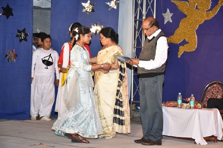 Burnpur Riverside School-Prize Distribution