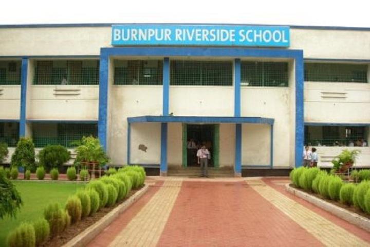 Burnpur Riverside School-School Building