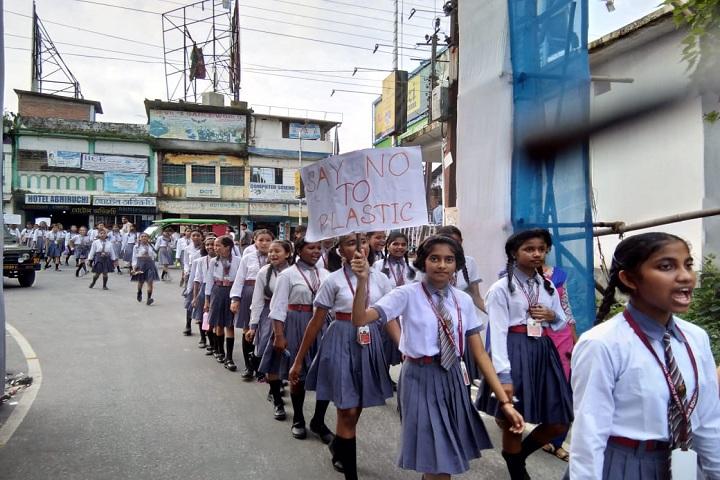 Caesar School-Rally