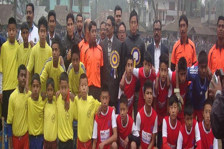 Caesar School-Sports Team