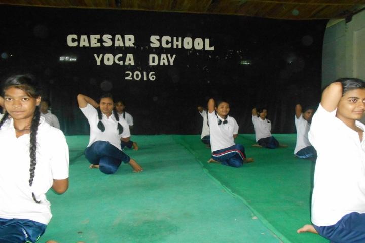 Caesar School-Yoga