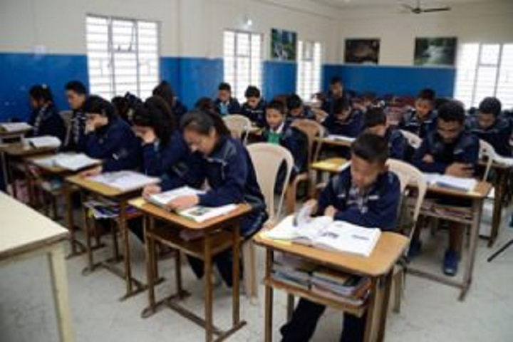 Campion International School-Classroom