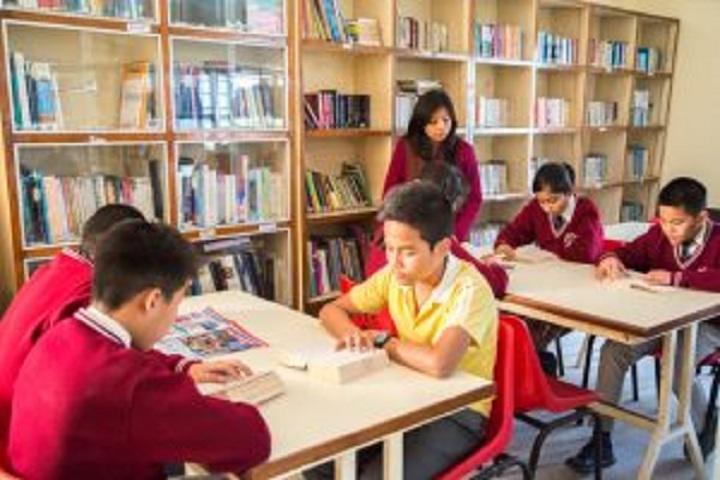 Campion International School-Library