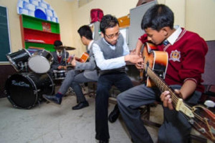 Campion International School-Music
