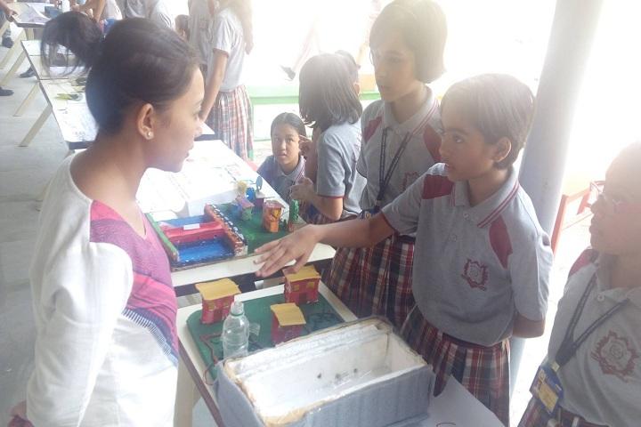 Campion International School-Science Exhibition