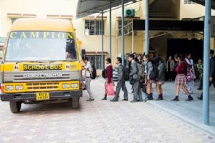 Campion International School-Transport