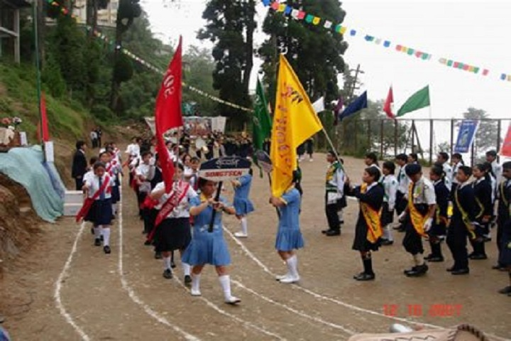 Central School For Tibetans-Sports Day
