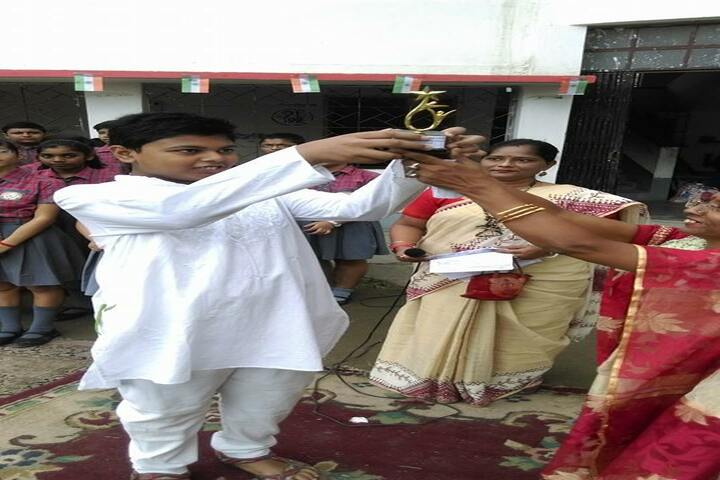 Chakdaha Model School-Achievement
