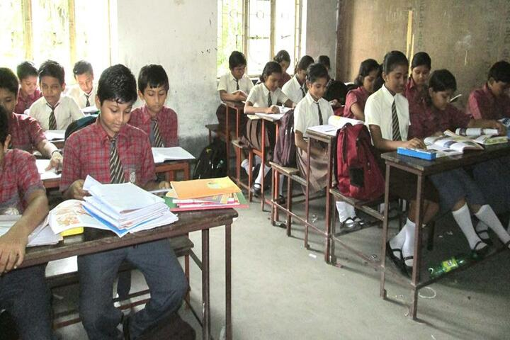 Chakdaha Model School-Classroom